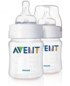 AVENT kojenecká lahev (PP) 125 ml, 2 ks a