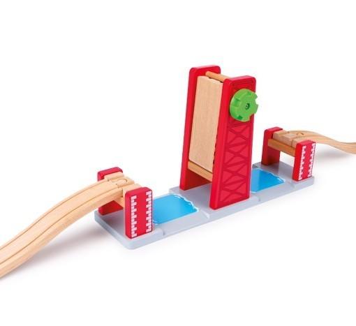 Dvojitý zvedací most-b