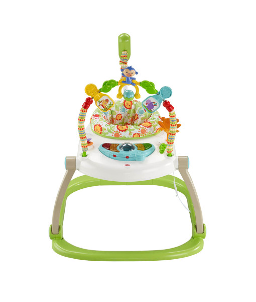 Fisher-Price skakadlo Jumperoo Rainforest b
