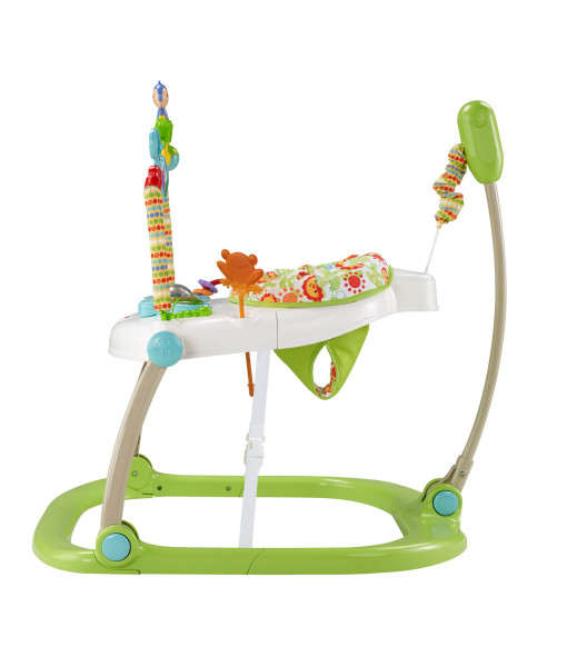 Fisher-Price skakadlo Jumperoo Rainforest d