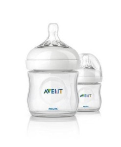 Láhev Avent Natural 125 ml - 2ks PP a