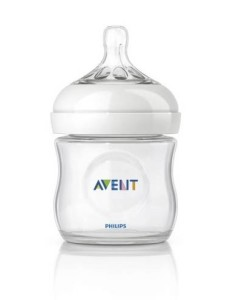 Láhev Avent Natural PP 125ml a