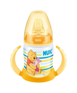 NUK First Choice lahev na uceni PP Disney 150 ml, SI (zluta)