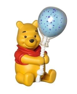 TOMY projektor Medvidek Pu s balonkem a