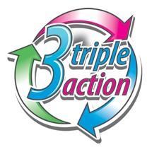 Tommee Tippee kousátko pro přední zoubky, 4m+ (modré) c