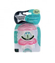 Tommee Tippee kousatko pro citlive dasne a prvni zoubky C2N, 3m+ (ruzove) b