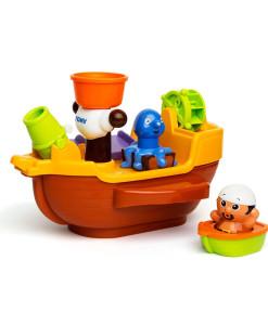 Tomy piratska lod do vany a