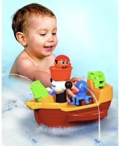 Tomy piratska lod do vany b