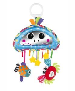 Lamaze meduza se zrcatkem a aktivitami a