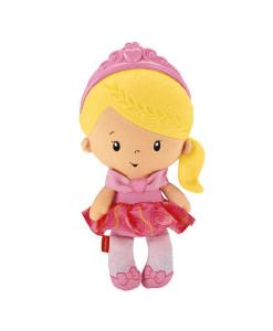 Fisher-Price panenka princezna se zvonkohrou a