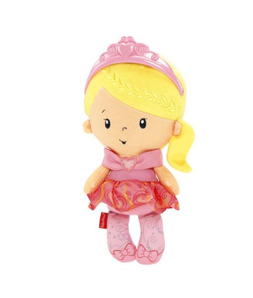 Fisher-Price panenka princezna se zvonkohrou d