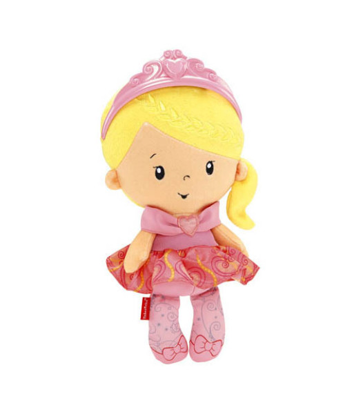 Fisher-Price panenka princezna se zvonkohrou e