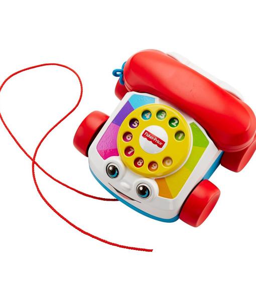 Fisher-Price tahaci telefon d