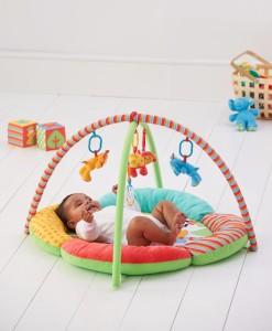 Mothercare hraci deka Safari b