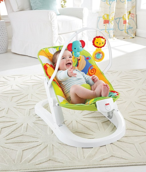 Fisher-Price skladaci sedatko rainforest a