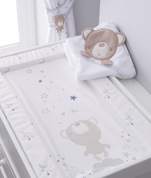 Silvercloud osuska s kapuci medvidek Little Star c