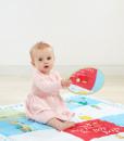 Rainbow Designs hraci deka s aktivitami Peter Rabbit f