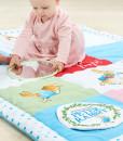 Rainbow Designs hraci deka s aktivitami Peter Rabbit g