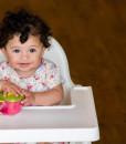 Vital Baby svacinova miska s vickem (ruzova) d