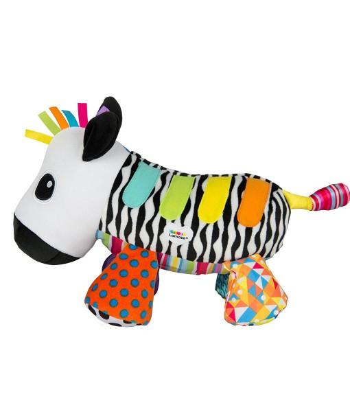Lamaze hrajici zebra a