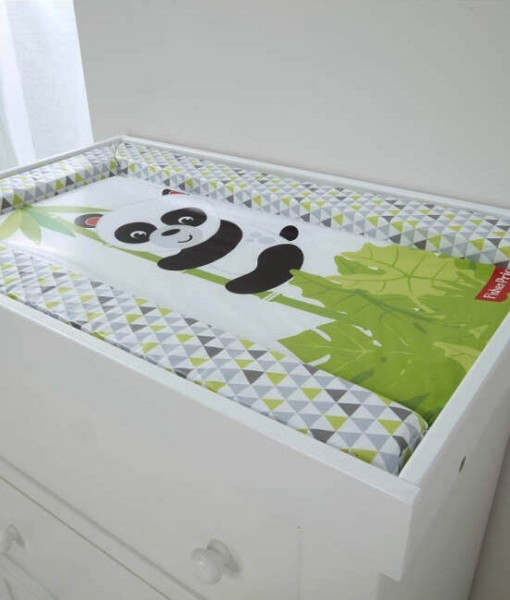 Fisher-Price prebalovaci podlozka panda b