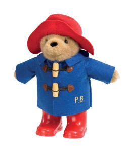 Rainbow Designs medvidek Paddington v botickach 22 cm a