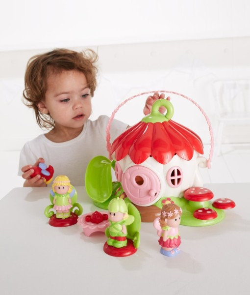 Early Learning Centre vili dum Happyland a