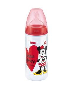 NUK First Choice lahev Disney Minnie, 300 ml a