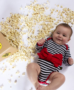 Rockabye Baby body s maslickou (3 - 6 mesicu) b
