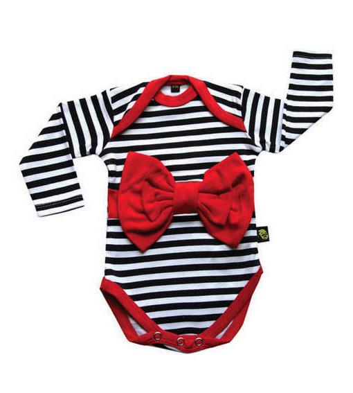Rockabye Baby body s maslickou (6 - 12 mesicu) a