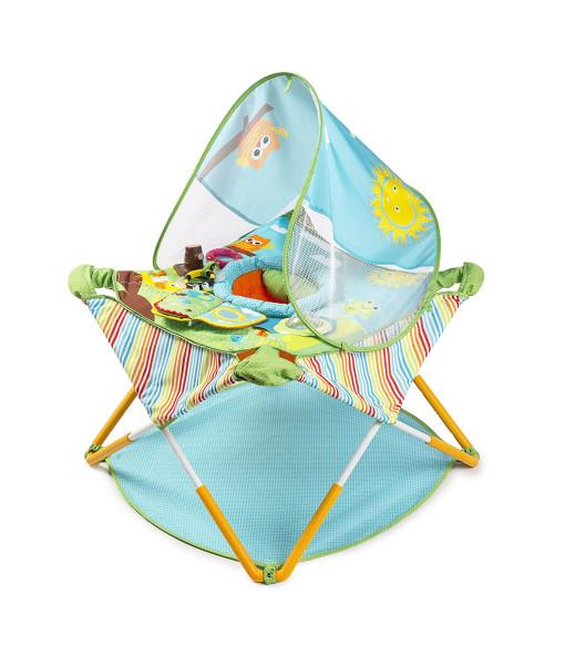 Summer Infant prenosne skakadlo a herni centrum s aktivitami a