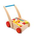 Legler choditko vozik s drevenymi kostkami a