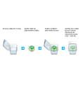 MAM dudlik Air, 6m+, 2 ks (modra, zelena) d