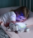 Summer Infant plysovy slon s projektorem se zvuky i