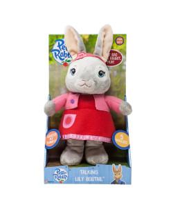 Peter Rabbit mluvici kralicek Lily Bobtail a