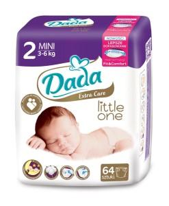 Reklama: Už jste vyzkoušeli jako tisíce maminek a jejich dětí plenky Dada? Nízké ceny, vysoká kvalita.