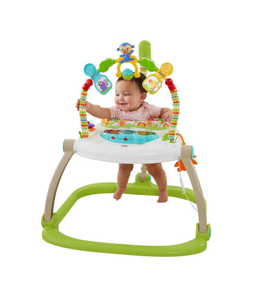 Fisher-Price skakadlo Jumperoo Rainforest a