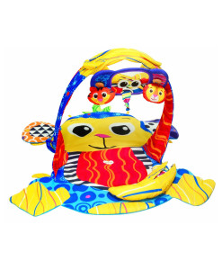 Lamaze hraci podlozka s hrazdickou makai a