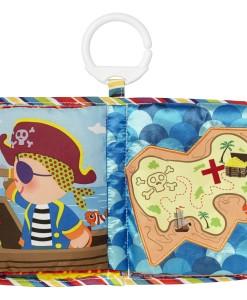Lamaze textilni knizka pirat Horac a