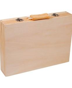 Legler dreveny kufrik s naradim Maik b