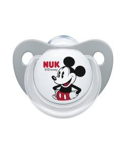 NUK dudlik Disney Mickey, V1 (0 - 6 mesicu), 2 ks b