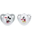 NUK dudlik Disney Mickey, V2 (6 - 18 mesicu), 2 ks a