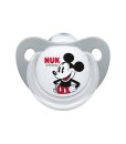 NUK dudlik Disney Mickey, V2 (6 - 18 mesicu), 2 ks b