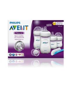 Philips Avent novorozenecka startovni sada (natural) b