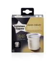 Tommee Tippee nadobky na skladovani materskeho mleka C2N, 4 ks c