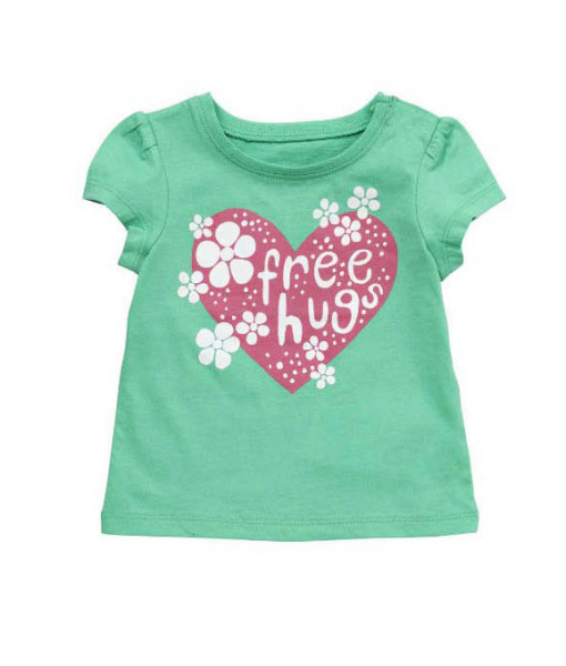 Mothercare tricko free hugs b