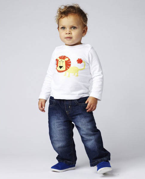 Mothercare tricko lev c