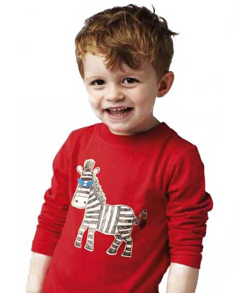 Mothercare tricko zebra a