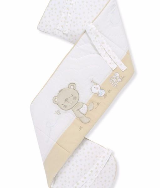 Mothercare set do postylky s mantinelem medvidek & kamaradi c