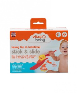 Vital Baby vodni skluzavky s kacenkou a zabkou b